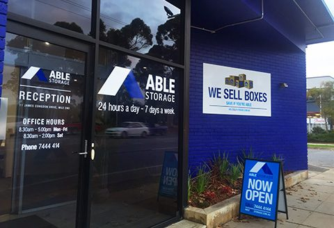 Now Open in Adelaide