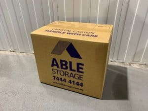 cardboard removal box crystal