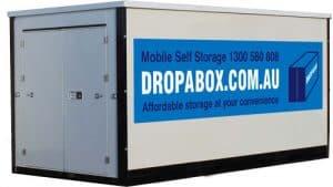 drop a box