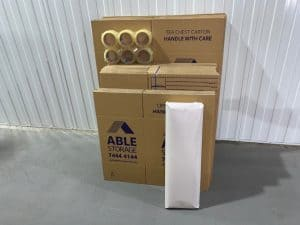 Moving pack large cardboard boxes adelaide cheap